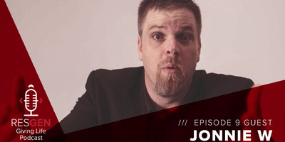 thumbnail image for blog post: Ep.9 Jonnie W.