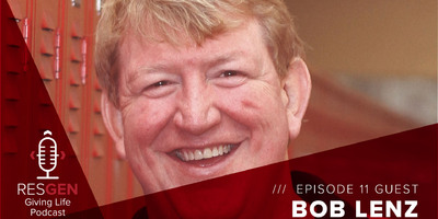 thumbnail image for blog post: Ep.11 Bob Lenz